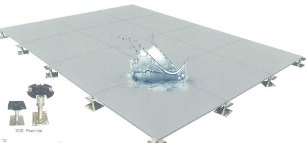 皓琦地板-六面包钢硫酸钙架空地板