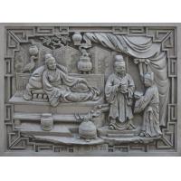 汉白玉浮雕,汉白玉壁画,石雕壁画,石材浮雕,青石浮雕