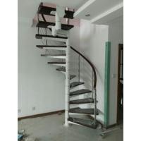 美观实用节约空间牢固的钢木楼梯
