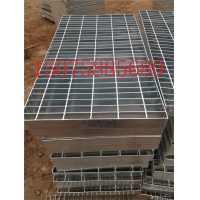 宝鸡镀锌钢格板电厂镀锌钢格板平台网格板