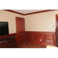 原木护墙板设计生产施工