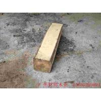 广州财邦垫底固定轨枕木枕枕木防腐木枕