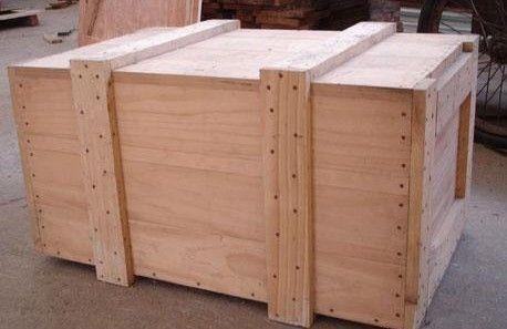 广州番禺优质财邦免蒸熏出口包装木箱