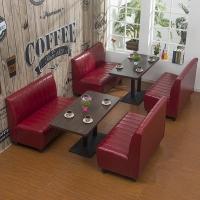 卡座沙发KTV沙发定制茶楼沙发西餐沙发火锅店卡座