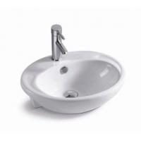 出口澳大利亚陶瓷洗手盆S1139