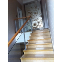 玻璃楼梯系列