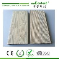 塑木共挤地板 深压纹塑木地板 户外地板 防潮防水木塑地板