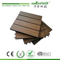 户外塑木木塑地板花园防腐木生态木地板浴室阳台室外地板庭院