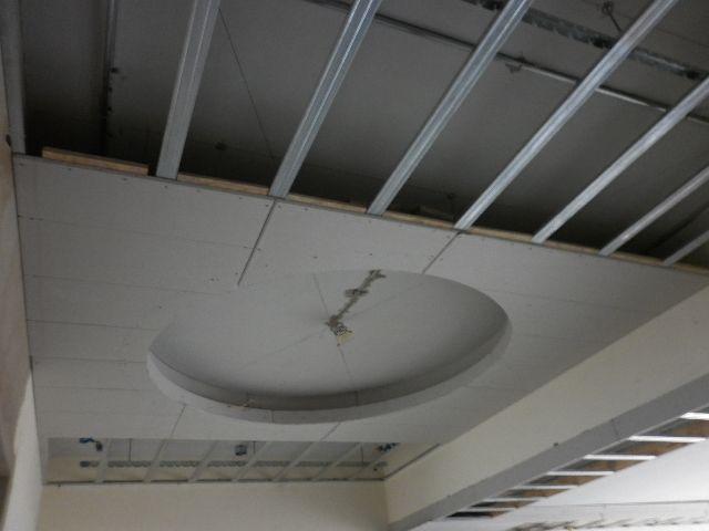 隔墙板价格_南京石膏板吊顶石膏板隔墙天花板吊顶安装 - 泰山 - 九正建材网