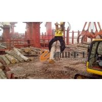 POCAN浦川液压抓木器夹木器抓石器