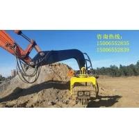 挖掘机液压震动打桩机震动锤