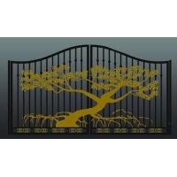 别墅门,铁艺门,安徽铁艺门