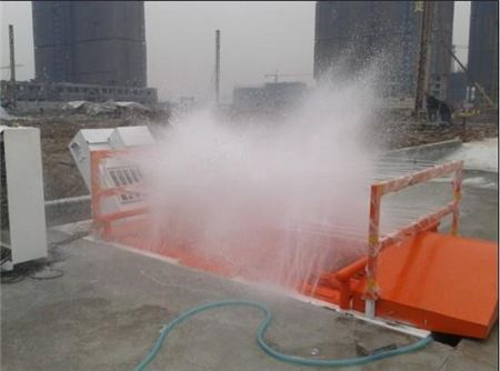 众晓建筑工程洗轮机