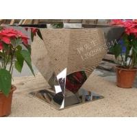 奖杯状装饰件304不锈钢异形件