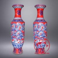 景德镇瓷器花瓶