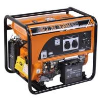 伊藤家用小型6kw汽油发电机