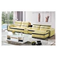 客厅真皮沙发,头层黄牛皮沙发