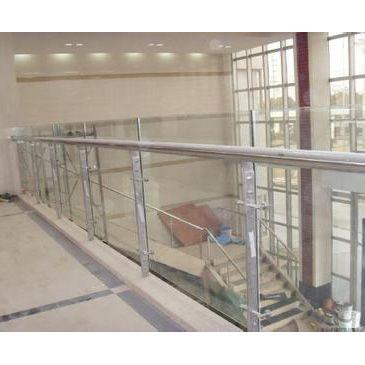南京不锈钢玻璃栏杆 南京苏艺鑫金属制品