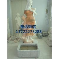 汉白玉欧式人物|现代人物雕塑|可定制