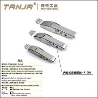 天甲A109B-3不锈钢电箱锁扣 弹簧扣锁扣 工业机械搭扣