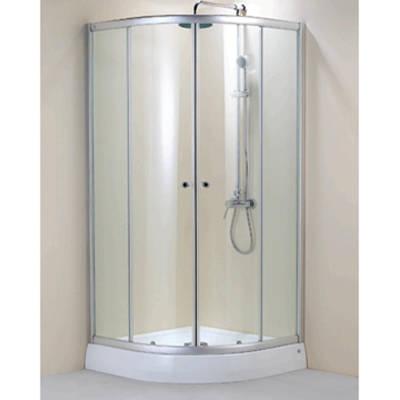 半弧形淋浴房 高清图片