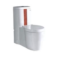 节水型豪华连体座厕
