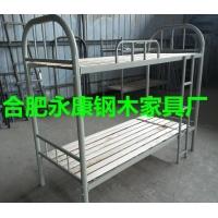 简易型上下铺铁床公寓床双层铁床