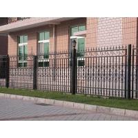 北京安装欧式铁艺围栏、小区大门、.锌钢围栏、护栏