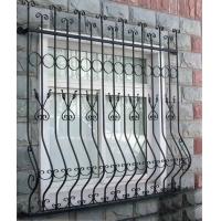 北京安装欧式铁艺围栏、护窗、.锌钢围栏、护栏
