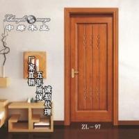 供应中绿木业套装门 免漆套装门