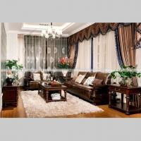 客厅沙发茶几系列精致原木生活