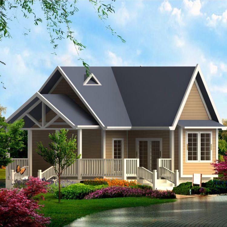 一帆门业-铝合金可移动休闲别墅系列