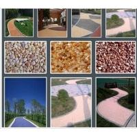 景观地坪材料透水混凝土增强剂 透水地坪胶粉 水泥强化剂