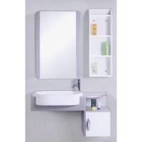 星月潔具(馨悅潔具)-PVC柜系列 XY012PVC