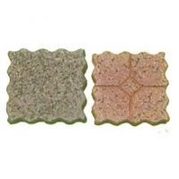 金象彩砖-波浪型磨石砖