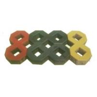 金象彩砖-8字型草坪砖