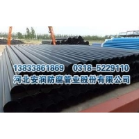 DN180热浸塑钢管