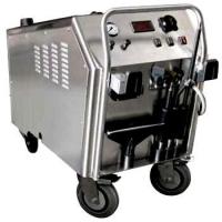 乐捷电加热饱和蒸汽清洗机