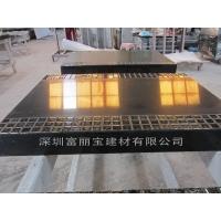 深圳人造石 供应石英石黑色马赛克餐厅家具来图定制厂价直销
