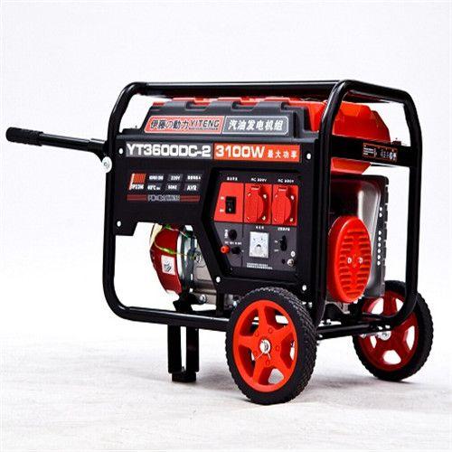 3kw汽油发电机型号图片