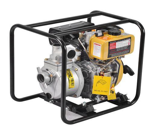小型3寸柴油抽水机