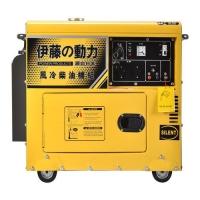 5KW柴油发电机油耗量