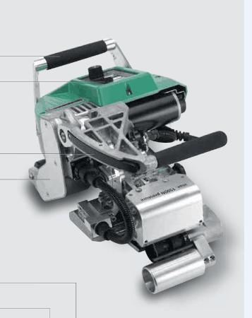 苏州LEISTER进口GEOSTAR自动焊接机土木工程土工膜