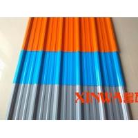 PVC塑料瓦 塑料防腐瓦片 钢结构厂房瓦