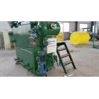 加压溶气气浮技术印染废水活性污泥处理
