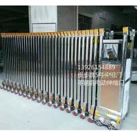 奥兴门业|伸缩门|广州电动伸缩门|无轨电动伸缩门|
