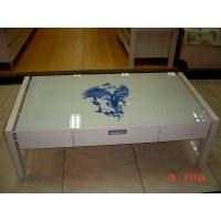 剪纸玻璃家具