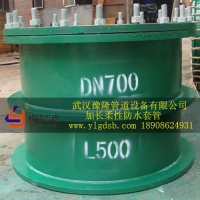 02s404DN800武汉柔性防水套管