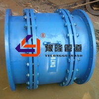 武汉水泵专用压盖式伸缩接头