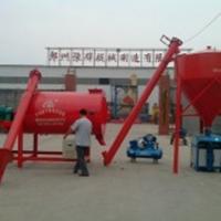 郑州豫辉HJJ1000型多功用全自动腻子粉搅拌机
